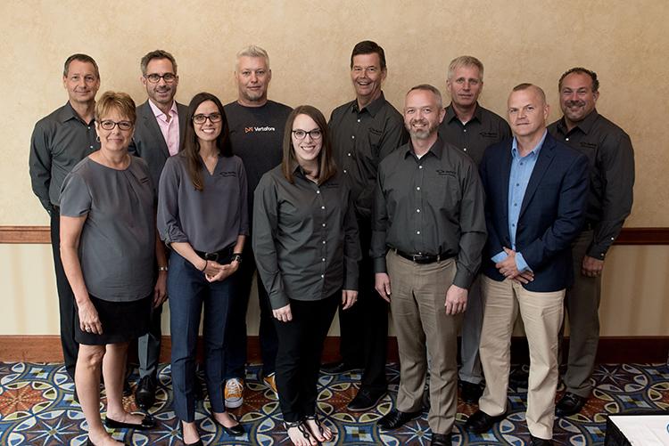 NetVU Executive Board - 2018