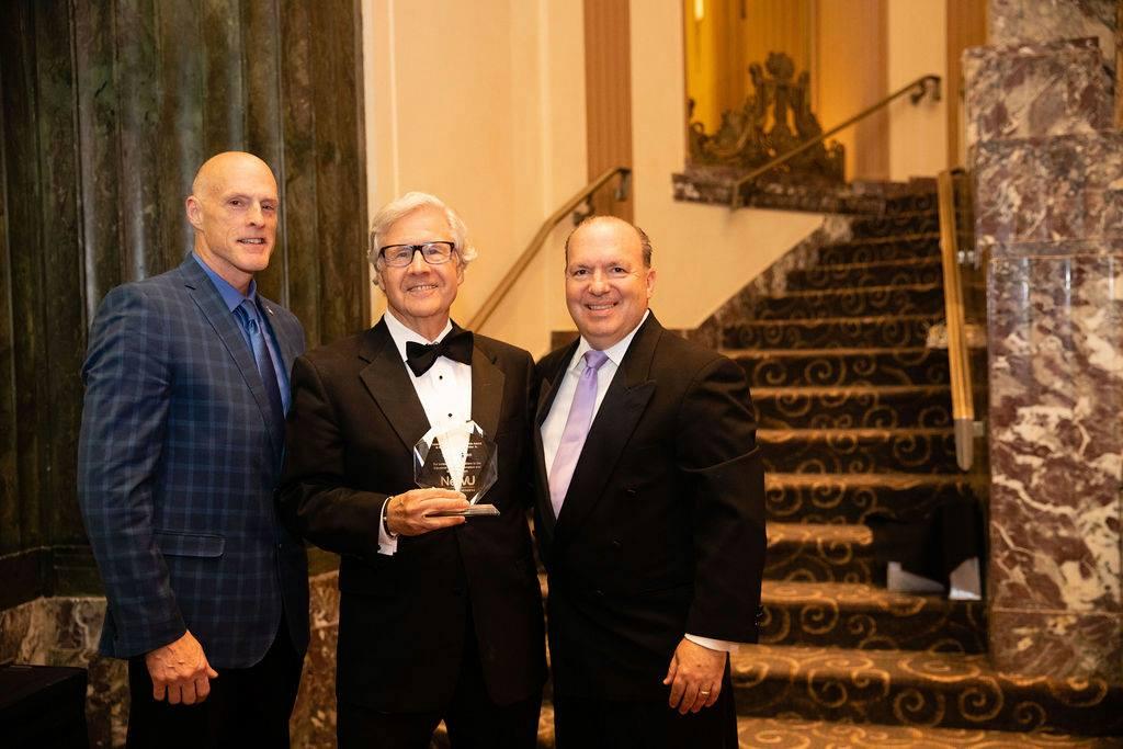 Insurance Technology Advocate Award winner Rick Morgan