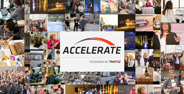 Accelerate Update: Education, Exhibits & More Excitement