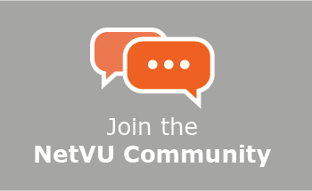 Join the Conversation on NetVU Community